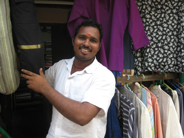 Indian tailor