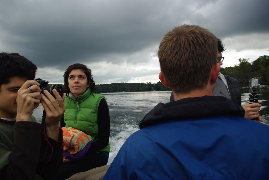 austin-ayer-anjuli-connecticut-lake-boat