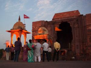 Bhojpur Temple India
